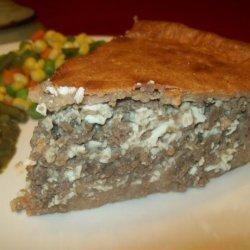 Greek Meat Pie (Kreatopita)