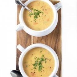 My Creamy Potato Soup