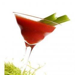 Bloody Mary Martini