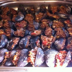 Stuffed Mussels (Turkish)