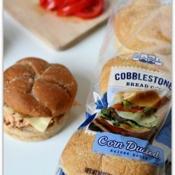 Slow-Cooked Chicken Sandwiches