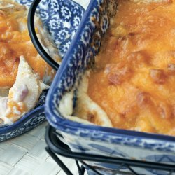 Scalloped Potatoes 'n' Ham