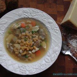 Easy Peasy Soup