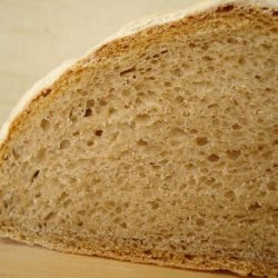 Sourdough Rye Bread With Caraway