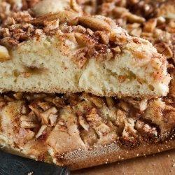 Cinnamon Syrup Cake