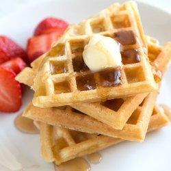 Waffles From Recipe