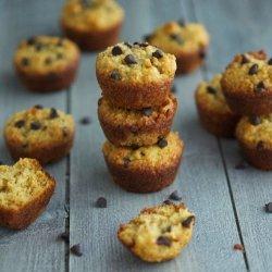 Mini Choc Chip Muffins