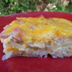Low-Fat Egg Casserole