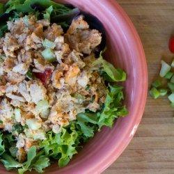 No Mayo Tuna Salad.