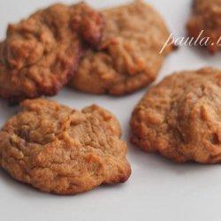 No Flour, No Sugar Peanut Butter Cookies
