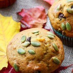 Muffins W/ Pumpkin