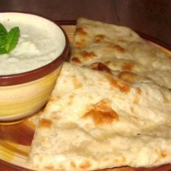Homemade East Indian Naan Bread (Made Easy)