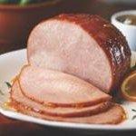 Marmalade Glazed Ham