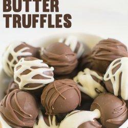 Nutter Butter Truffles