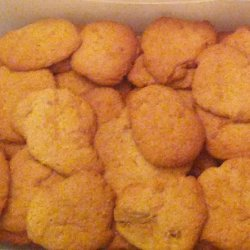 Old World German Honey Cookies