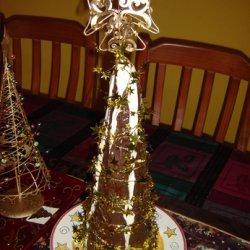 Christmas Tree! Rocky Road Treat