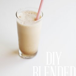 Vanilla Blended Coffee