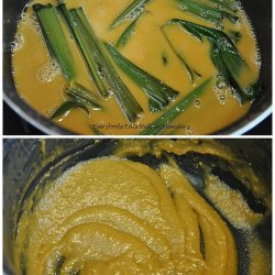 Kaya (Coconut Egg Jam)