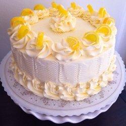 Lemon Lust Cake