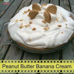 Peanut Butter/Banana Cream Pie