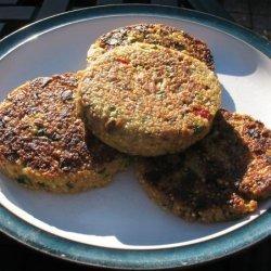 Vegetable (Quinoa) Burgers
