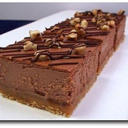 Liz's Chocolate Turtle Cake.