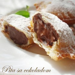Chocolate Fried Pies