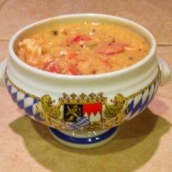 German White Bean Chili recipe