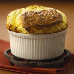 Chavrie Fresh Goat Cheese Soufflé