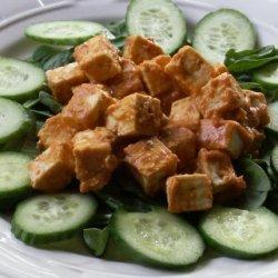 Salt Free Peanut Satay Sauce recipe