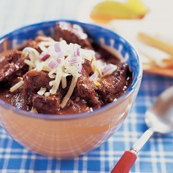 Texas- Red Chili Con Carne
