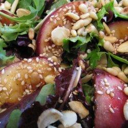 Sesame Almond Salad