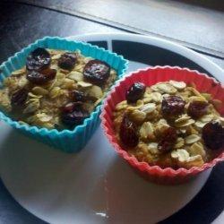 Wheatena Maple Pumpkin Cranberry Muffins recipe