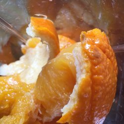 Orange Pudding Cake