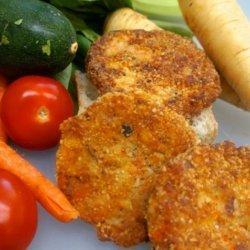 Chicken and Veggie Burgers