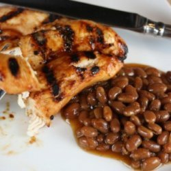 Easy Grilled Spicy  Chicken