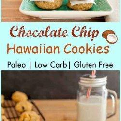 Hawaiian Chocolate Chip Cookies
