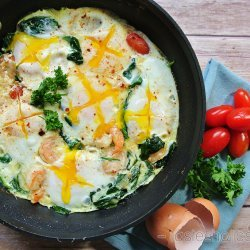 Quick, Healthy Omelette