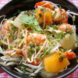 Fruity Salad With an Asian Touch recipe