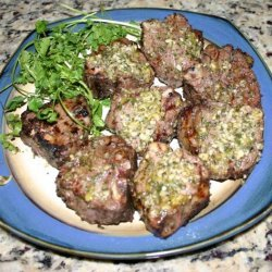 Lemon Zest Lamb Chops