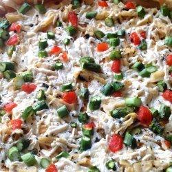 Cajun Pizza Recipe