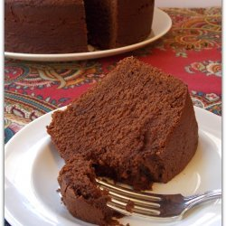 Kc's Chocolate Zucchini Cake
