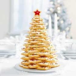 Holiday Cookie Tree Centerpiece