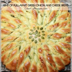 Cheese and Onion Pull-Apart Bread
