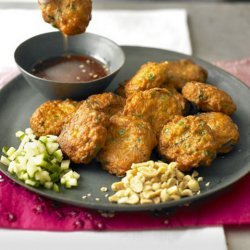 Thai Fishcakes.