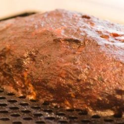 Texas Barbecue Meatloaf