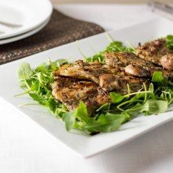 Chicken Thighs & Herbs