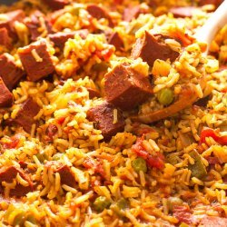 Chorizo Spanish Rice