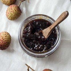 Spiced Kiwi Jam