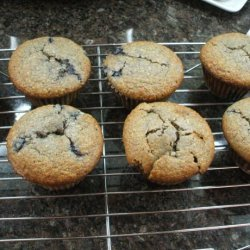 Better-Than-Starbucks Blueberry Muffins recipe